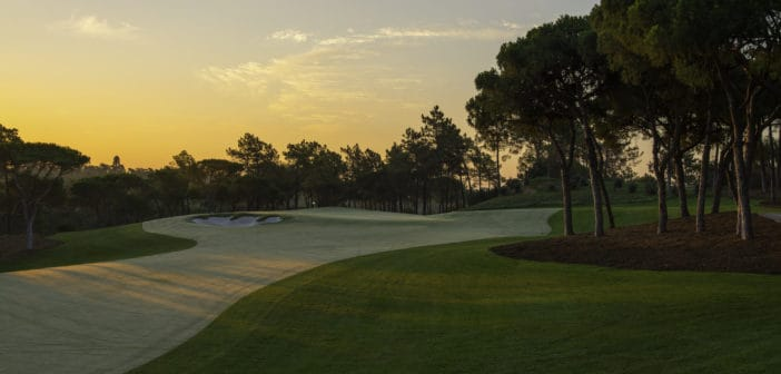 Golf Balls Don't Fly at Freezing — Time for Portugal